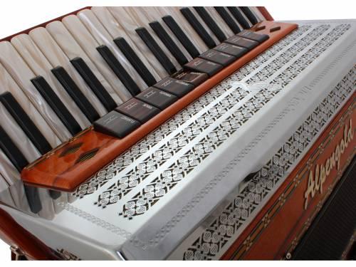 alpengold sinova 4 96 m indischer apfel piano akkordeon. Black Bedroom Furniture Sets. Home Design Ideas